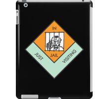 MONOPOLY BOARD GAME JAIL iPad Case/Skin
