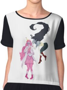 Marceline is not allowed in the Laboratory anymore Chiffon Top