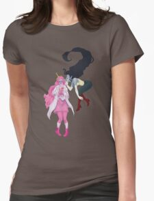 Marceline is not allowed in the Laboratory anymore Womens Fitted T-Shirt