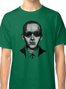 D.B. Cooper - Black and White  Classic T-Shirt