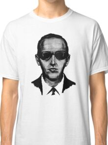 D.B. Cooper - Black and White  Classic T-Shirt