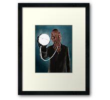 Ood (Doctor Who) Framed Print