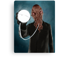Ood (Doctor Who) Canvas Print