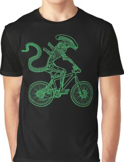 Alien Ride Graphic T-Shirt