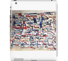 Ink scribble 4 iPad Case/Skin