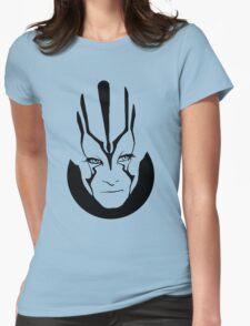 Jaylah from Star Trek Beyond Womens Fitted T-Shirt