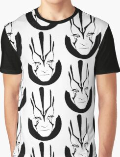 Jaylah from Star Trek Beyond Graphic T-Shirt