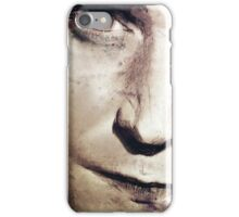 ink and stains iPhone Case/Skin