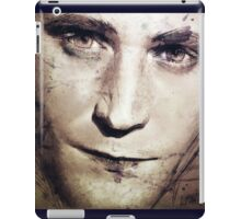 ink and stains iPad Case/Skin