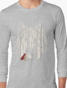Little Red Long Sleeve T-Shirt