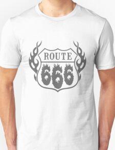 Route 666 design T-Shirt