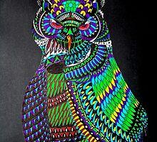 Dynamic Owl by SeanHavis