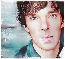 Benedict Cumberbatch Artwork Design 3  Poster