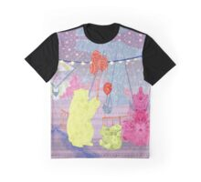 A Festival of Bears Graphic T-Shirt