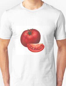 A beautiful tomato drawing Unisex T-Shirt