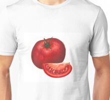 A beautiful tomato drawing Unisex T-Shirt