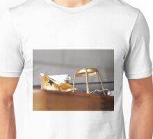 Who drank all the Champagne  Unisex T-Shirt