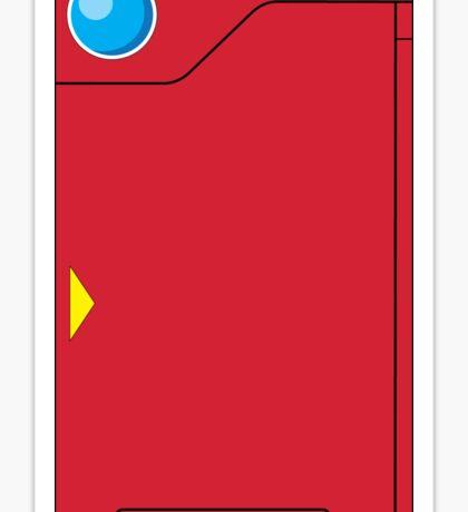 Pokedex Sticker