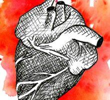 Herzblut Sticker