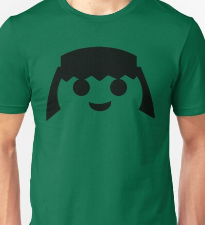 PLAYMOBIL HAPPY FACE Unisex T-Shirt