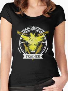♥ Team Instinct ♥ Women's Fitted Scoop T-Shirt