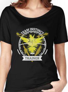♥ Team Instinct ♥ Women's Relaxed Fit T-Shirt