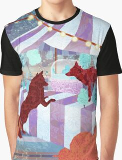 A Circus of Foxes Graphic T-Shirt