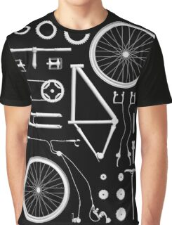 Bike Exploded Graphic T-Shirt