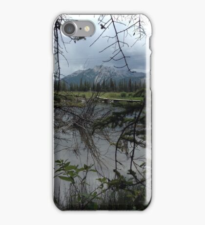 Canmore  iPhone Case/Skin