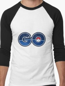 GO Men's Baseball ¾ T-Shirt