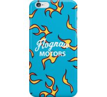 Flognaw Motors Flame Case GOLFWANG iPhone Case/Skin