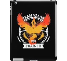 ♥ Team Valor ♥ iPad Case/Skin