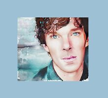 Benedict Cumberbatch Artwork Design 3  Womens Fitted T-Shirt
