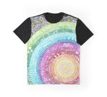 Mandala couleurs 1 Graphic T-Shirt