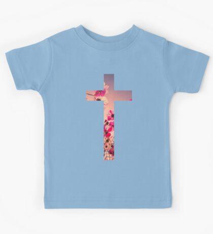 Christian Cross Kids Tee