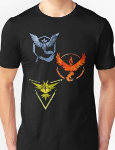 GO!!!!! Unisex T-Shirt