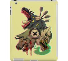 Cerberus iPad Case/Skin