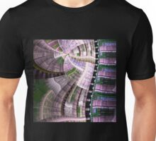 Clockwork Pattern - Abstract Fractal Artwork Unisex T-Shirt