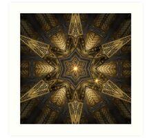 Stargate Omikron Art Print