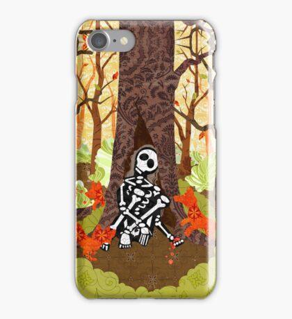 Fox Grave iPhone Case/Skin