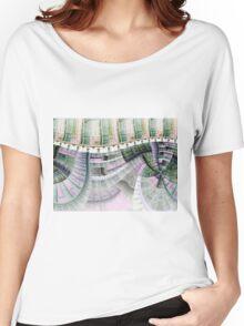 Clockwork - Abstract Fractal Artwork Women's Relaxed Fit T-Shirt