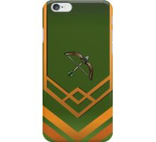 120 Ranged Cape - Runescape iPhone Case/Skin