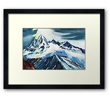 Himalaya 3 Framed Print