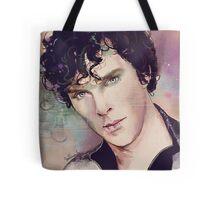 Benedict Cumberbatch Artwork Design 4 Tote Bag