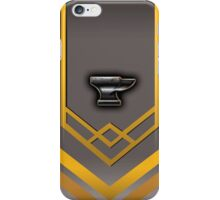 120 Smithing Cape - Runescape iPhone Case/Skin