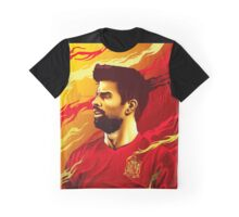 EURO Spain design Graphic T-Shirt