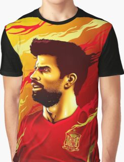 EURO Spain design Graphic T-Shirt