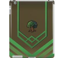 120 Woodcutting Cape - Runescape iPad Case/Skin