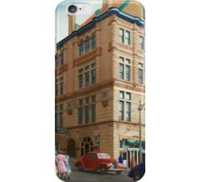 City - Chattanooga, TN - 1943 - The Masonic Temple iPhone Case/Skin