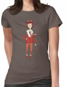 Amelia Earhart Womens Fitted T-Shirt